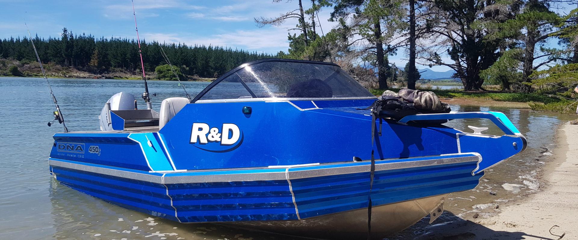 DNA Boats 450C - Rodeney Marine 3