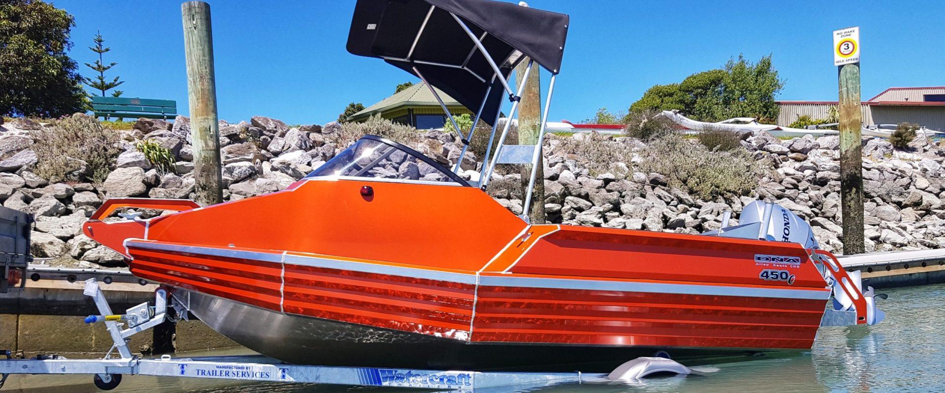 DNA Boats 450C - Rodeney Marine 6