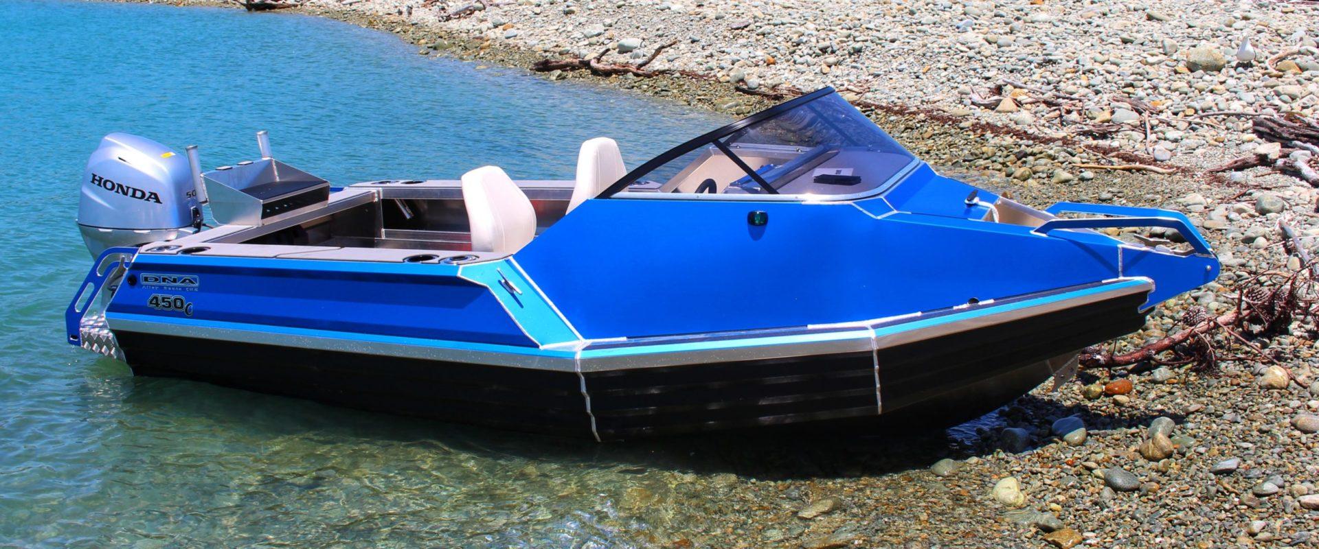 DNA Boats 450C - Rodeney Marine