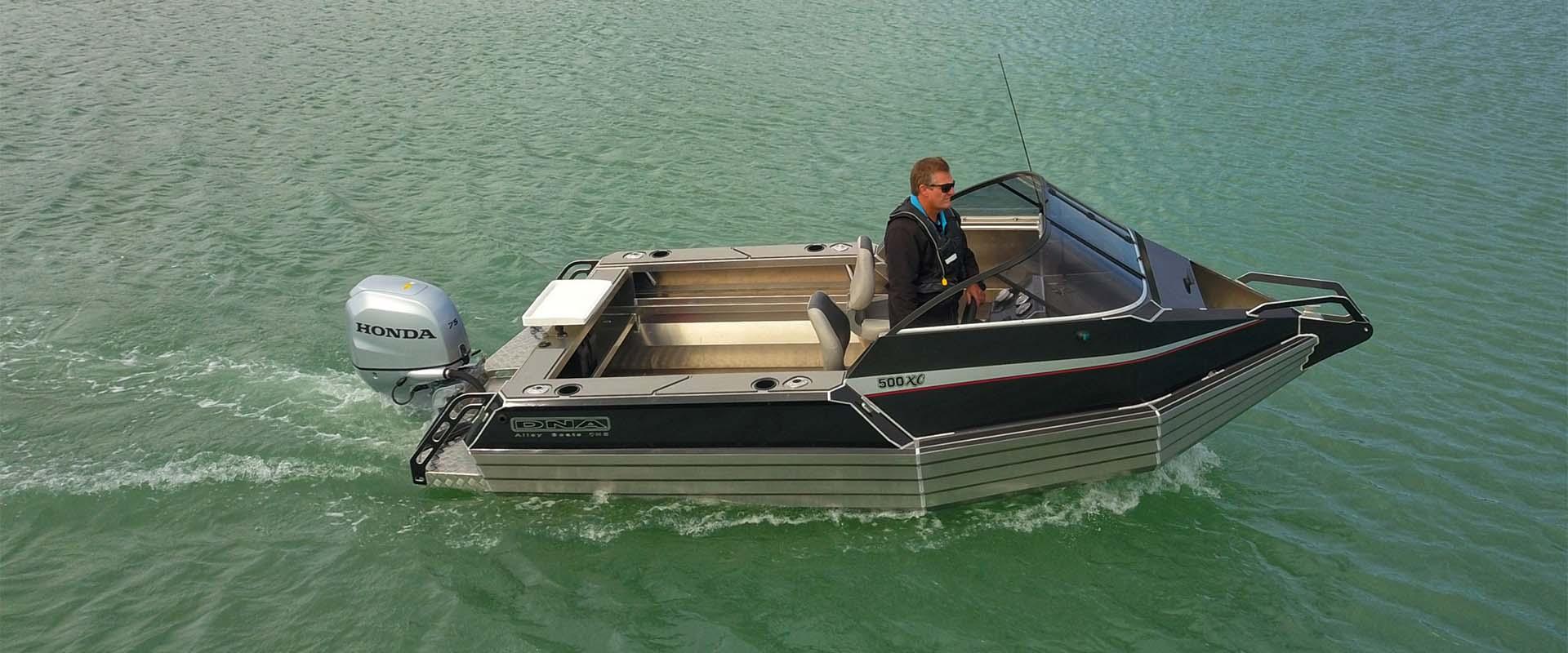 DNa Boats 502XC - Rodney Marine 3